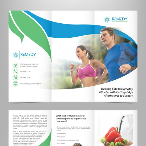 Brochure for Remedy