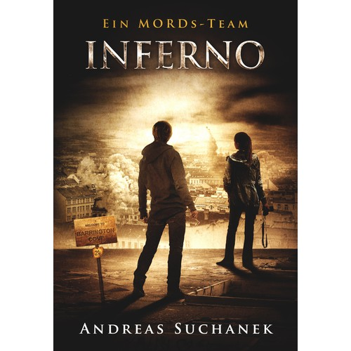 "Inferno ""book cover"""