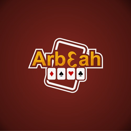 Arabic Game Logo