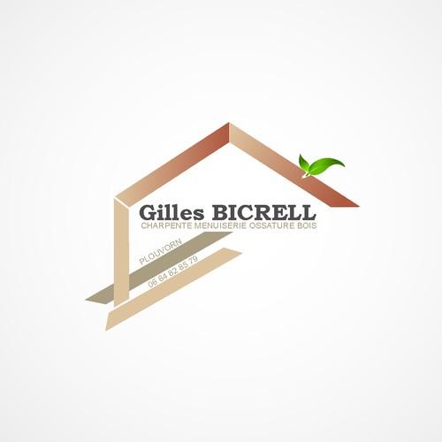 gilles bicrell logo