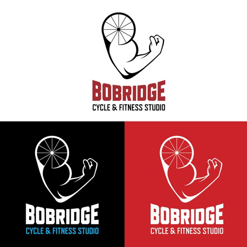 Logo for cycle & fitness studio