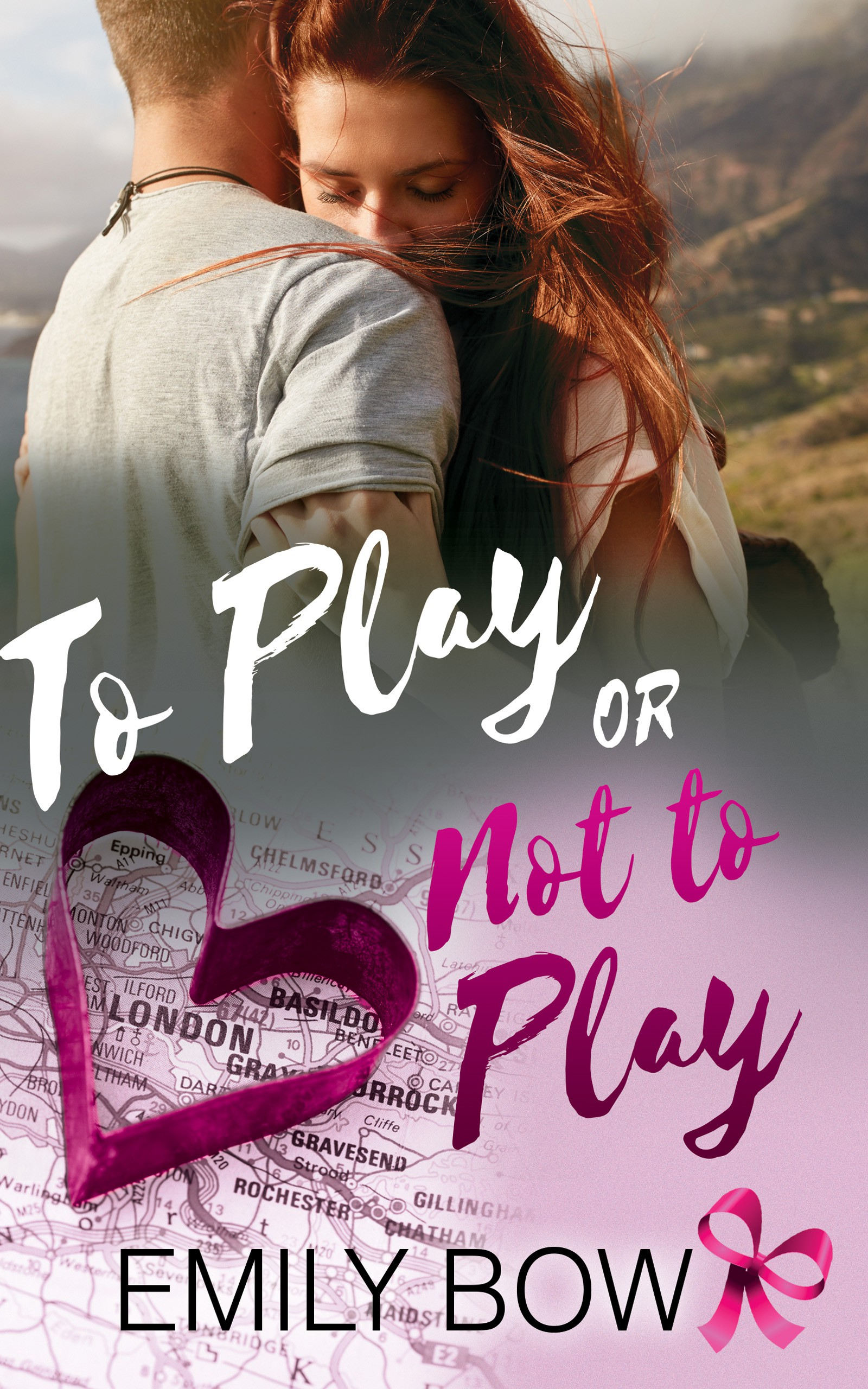 Create a book cover for 'To Play or Not To Play'