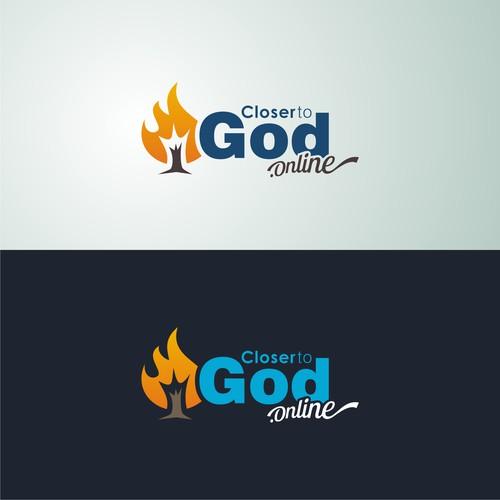 CLOSER TO GOD ONLINE - LOGO