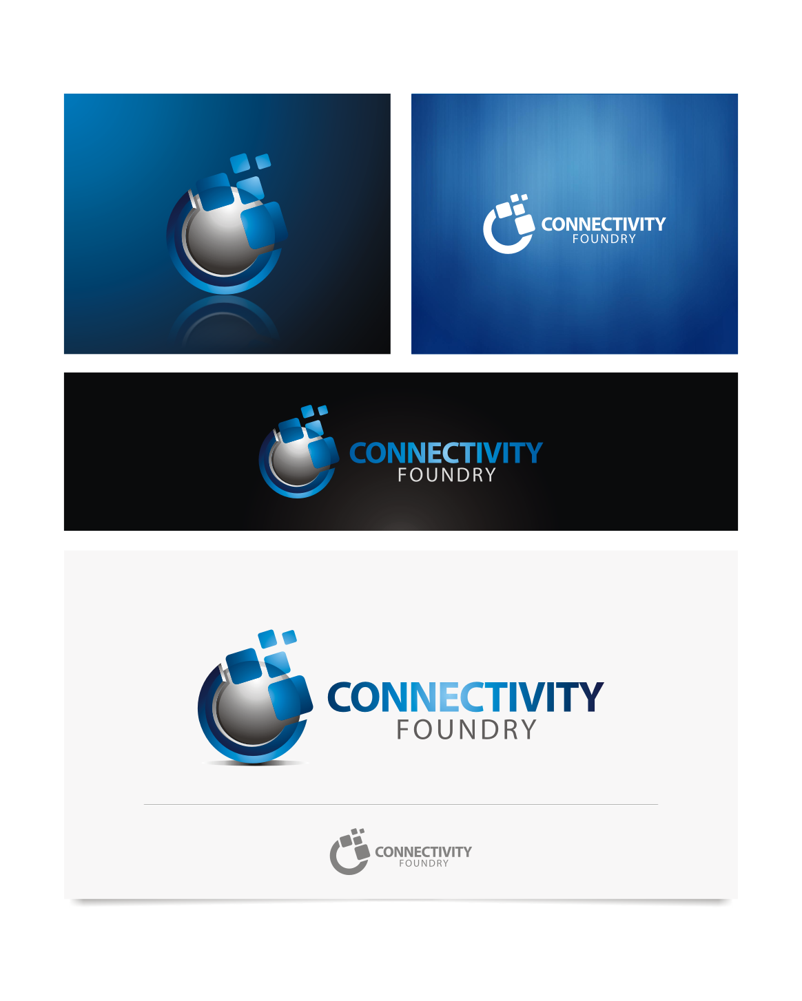 Connectivity Labs needs a new logo
