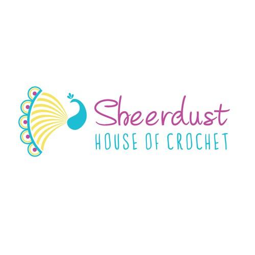 Sheerdust - logo for children's clothing