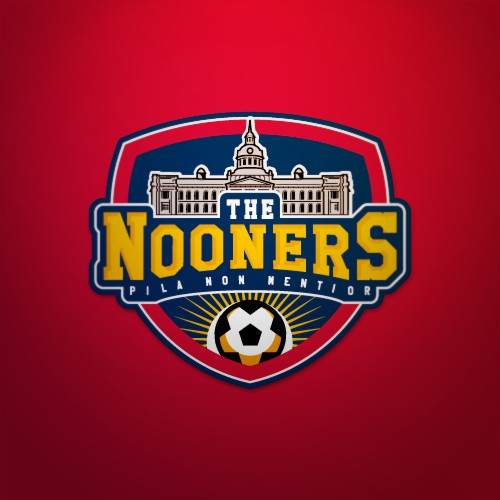 Updating a soccer team's logo