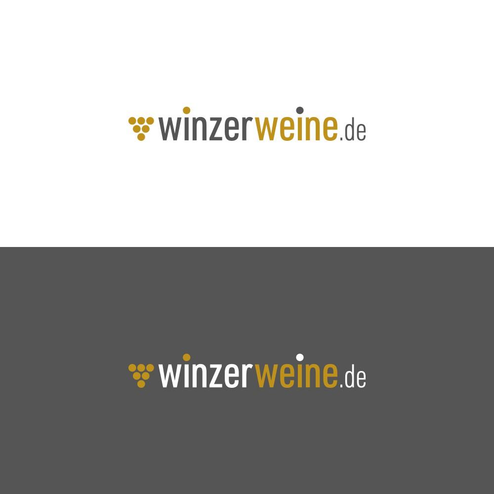 Logo und CI für innovativen Wein - Onlineshop