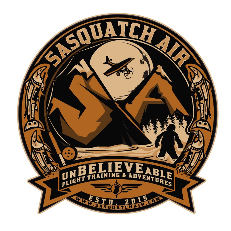 Sasquatch Air: unBELIEVEable Flight Training & Adventures