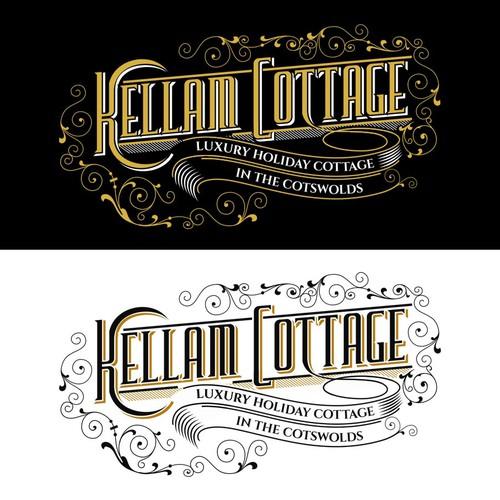 Logo Vintage for Holiday Cottage