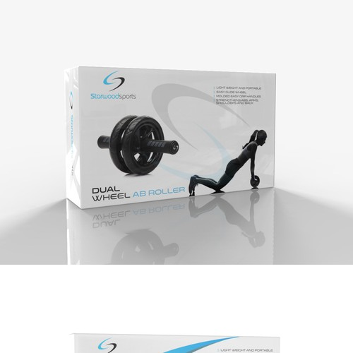 Premium Box  for Fitness Product