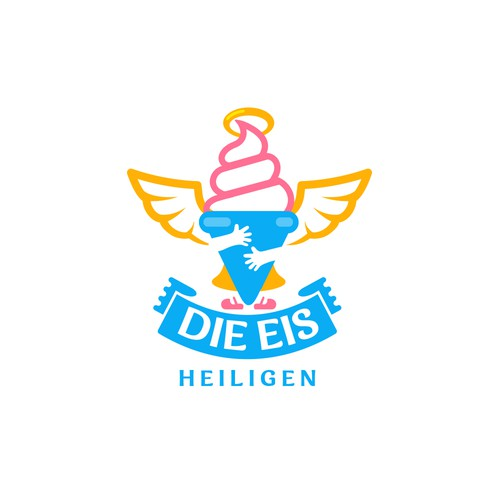 Logo for Ice cream