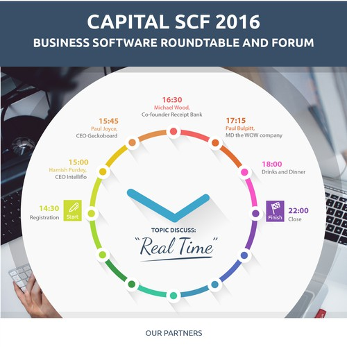 Capital SCF Roundtable and Forum Invitation