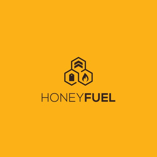 Logo for HoneyFuel