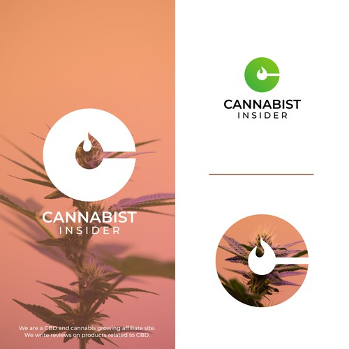 Cannabist logo without cannabis