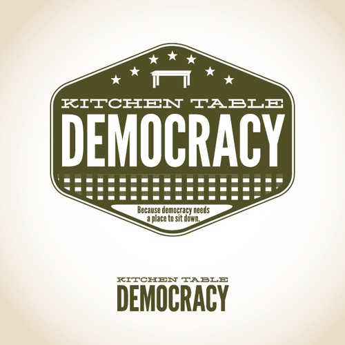Help Create a Kitchen Table for Democracy!