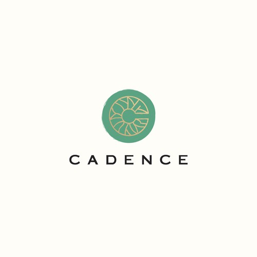 Luxury logo design for Cadence