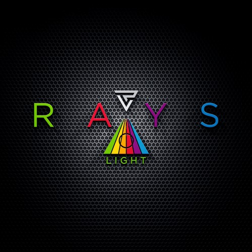 Rays O Light logo design