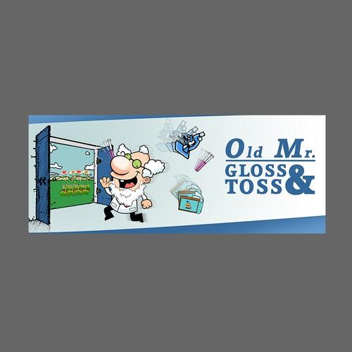Old Mr Gloss & Toss