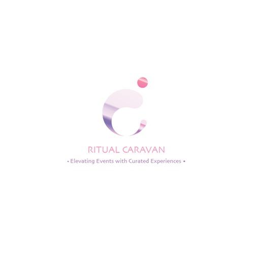 feminine and spiritual logo