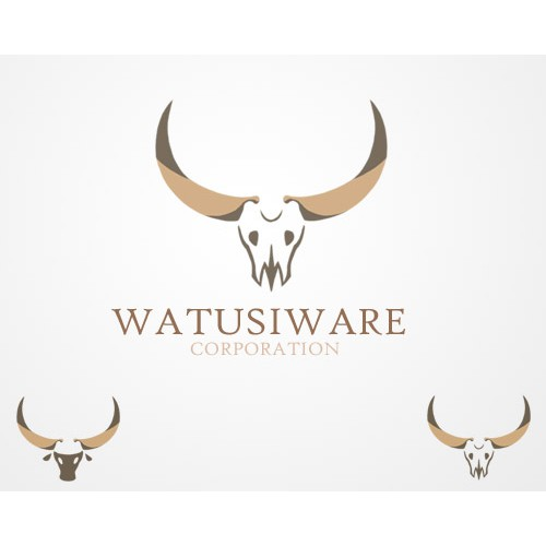 Whimsical corporate logo for iPhone/iPad app developer
