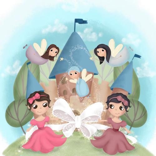 Illustration for the fashion company