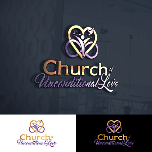 Logo Concept for Church of Unconditional Love
