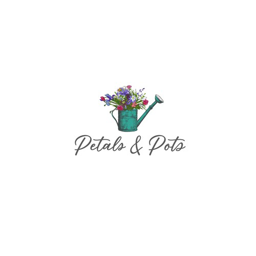 logo for a greenhouse business