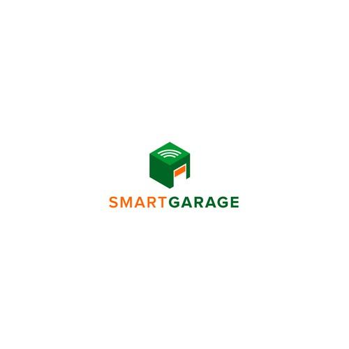 Logo for Smart Garage