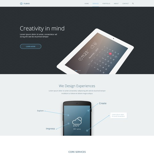 JoomlArt Design Contest #02 - Corporate / Business