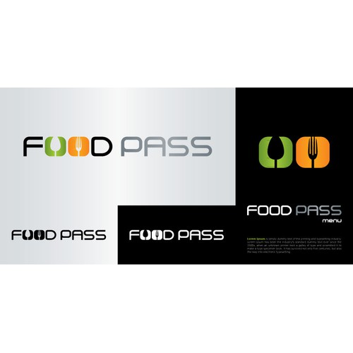 logo for Food Pass