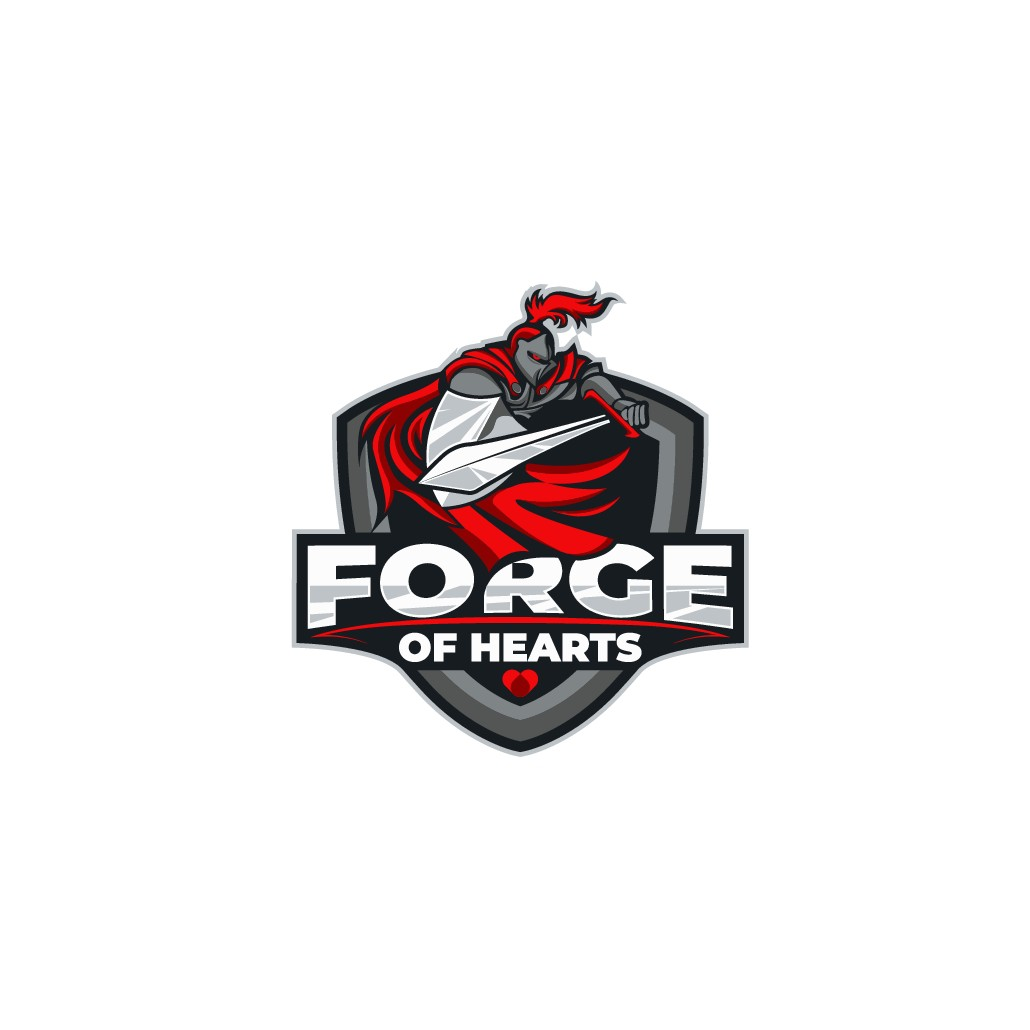 Action ~ Intensity ~ Logo for Forge of Hearts