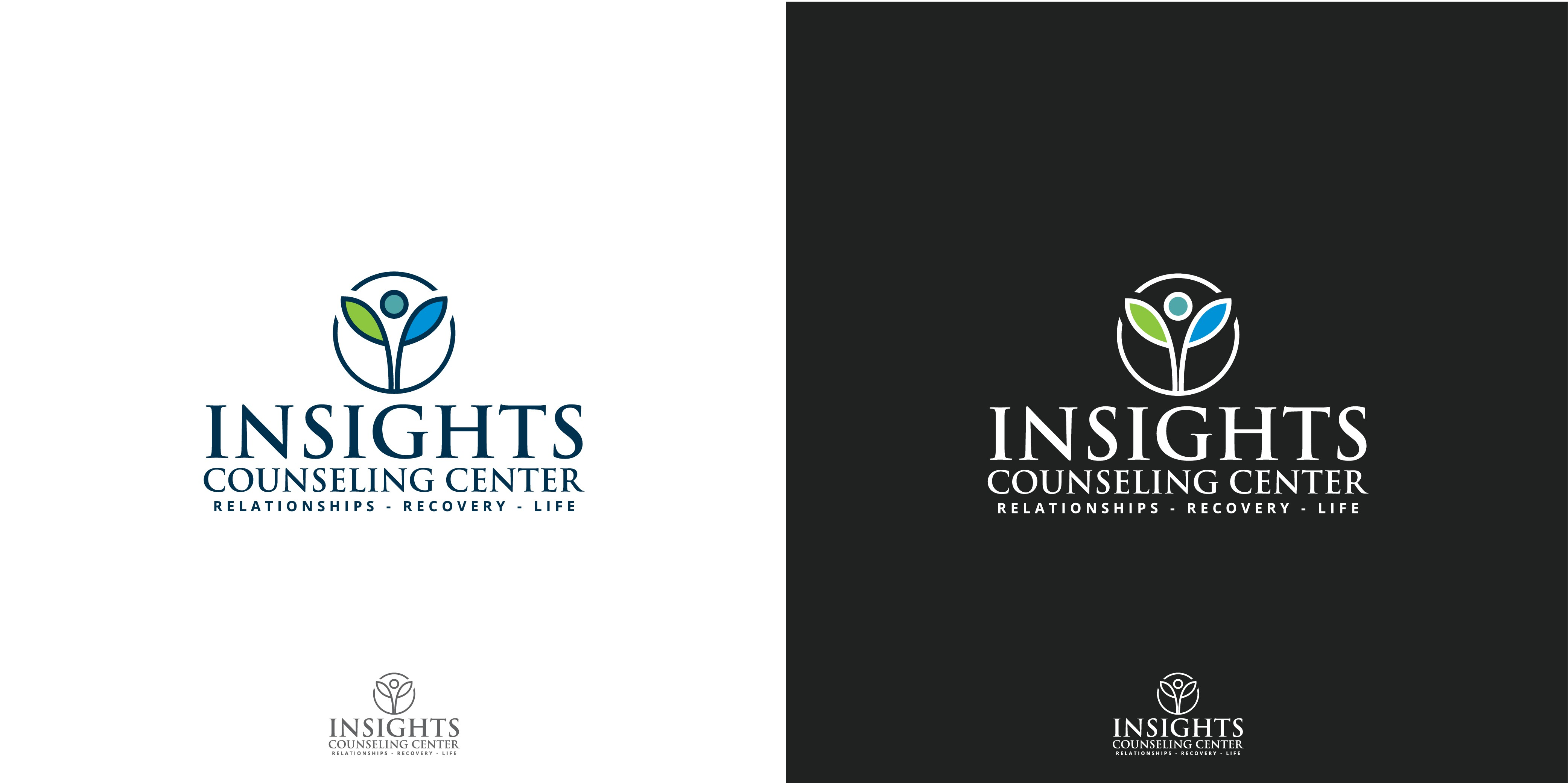Create A Powerful New Logo for a Dynamic Counseling Practice!