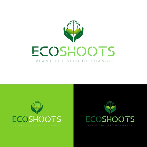 Logo Concept for and Environmentally Friendly Product Line