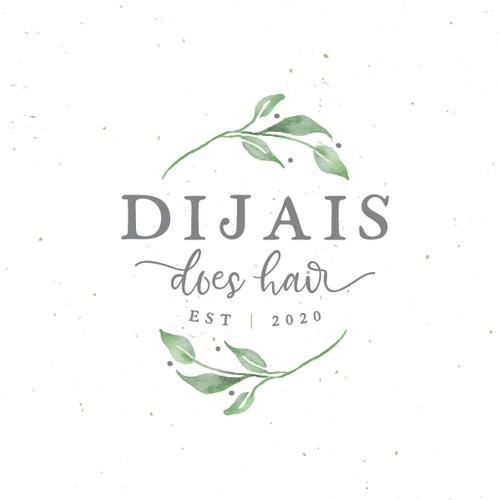 Dijais does hair