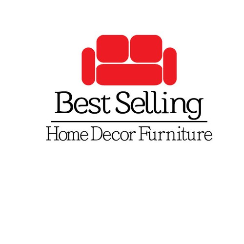 Create the next logo for Best Selling Home Decor Furniture