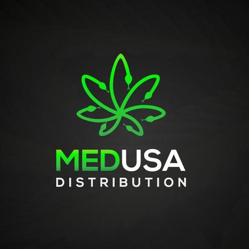 Medusa Cannabis Logo
