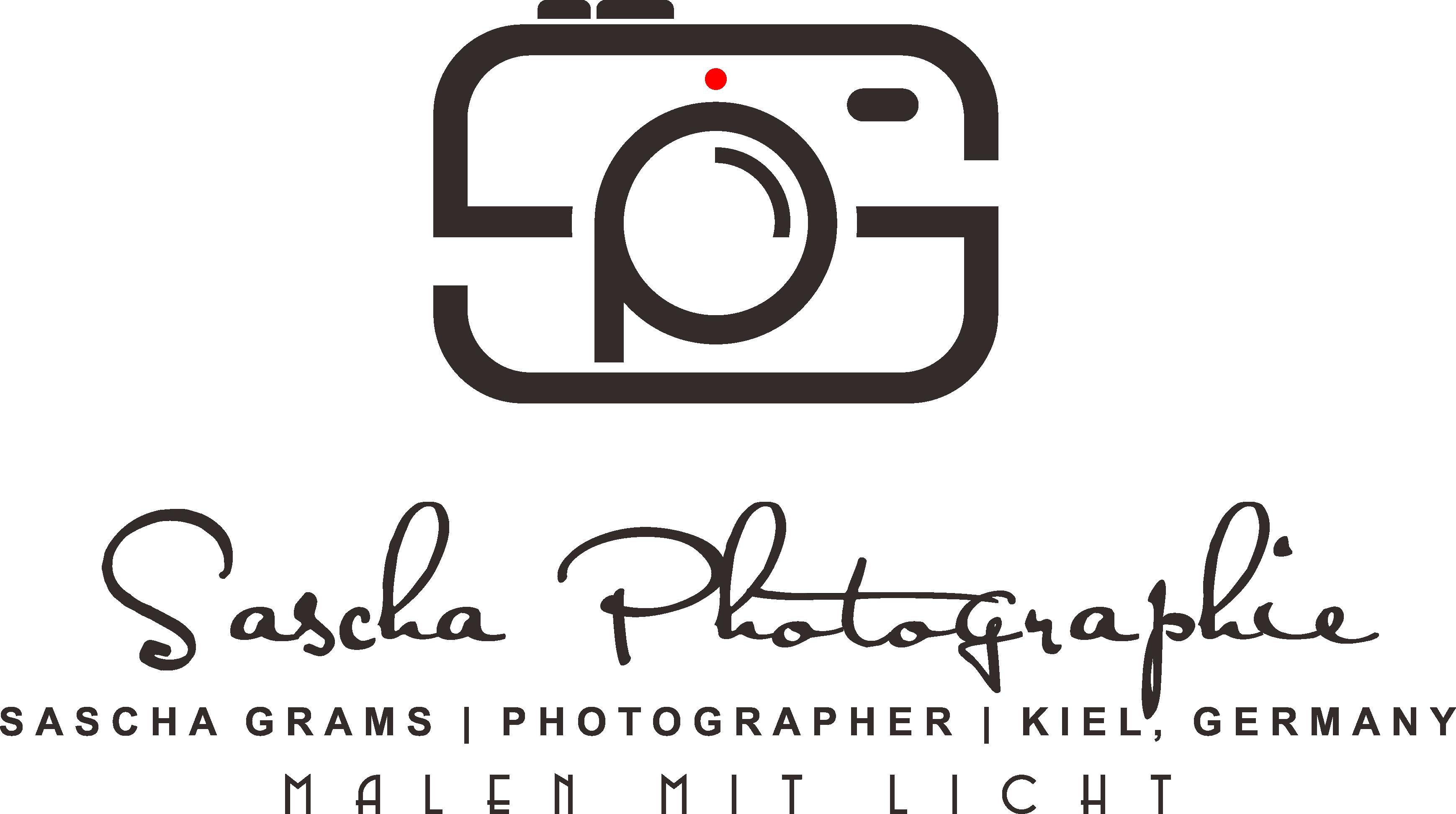 Erstelle ein urbanes, sehr cooles Logo für Sascha Photographie