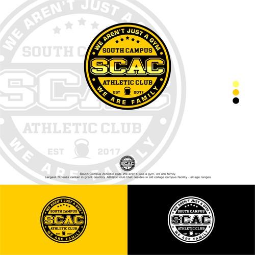 SCAC Logo Concept