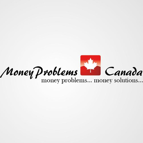 Help Money Problems Canada with a new logo