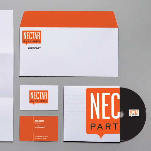 Create branding and logo for Nectar Partners corporate advisory group