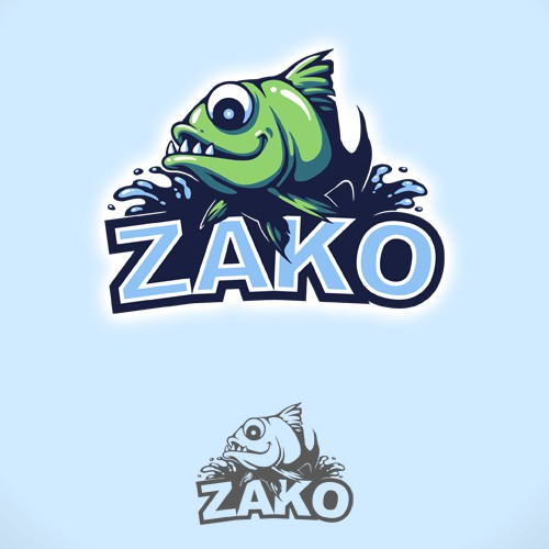 ZAKO logo submission