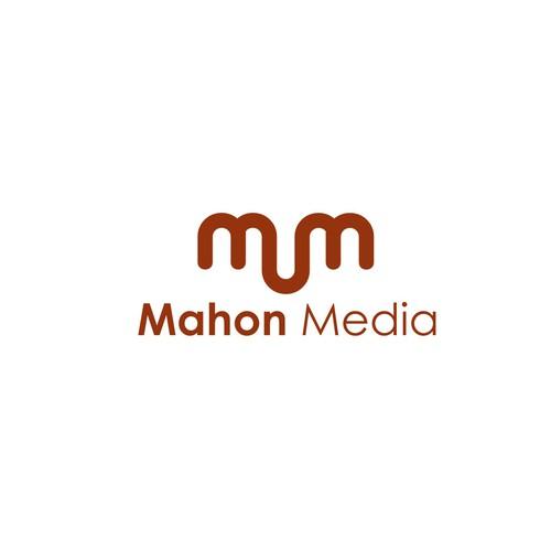 simple logo MM