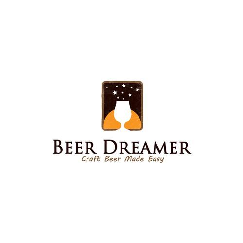 Beer Dreamer Logo Design