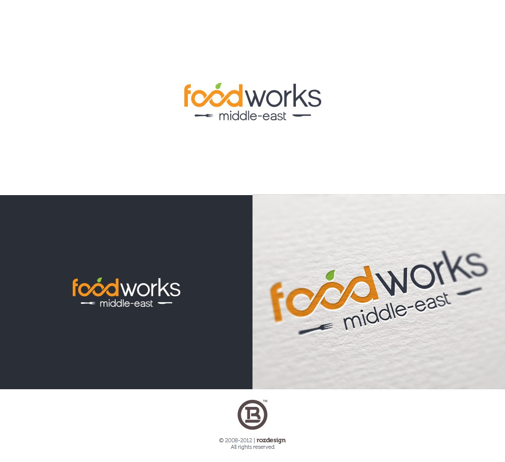 New logo wanted for foodworks