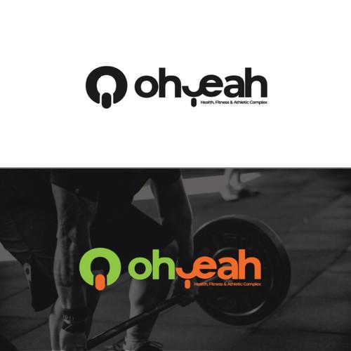 Concept Logo for Fitness Facility