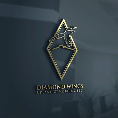 Diamond Wings Logo