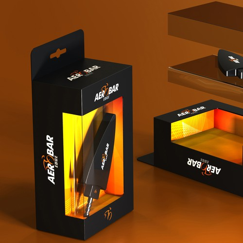 Training/Racing Tool Packaging Design