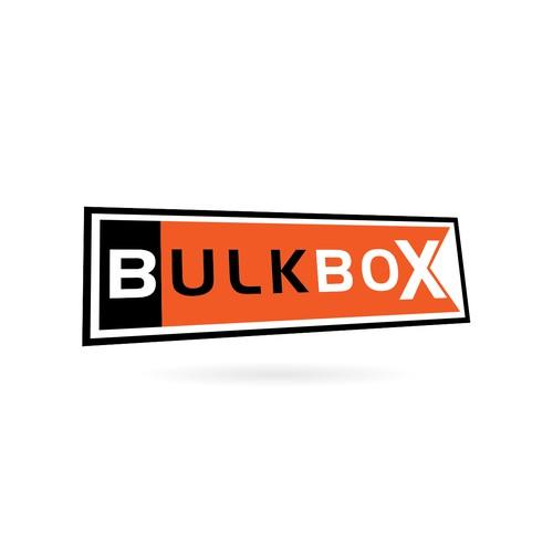 Logo for a unique company BulkBox
