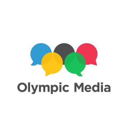Logo for Olympic Media