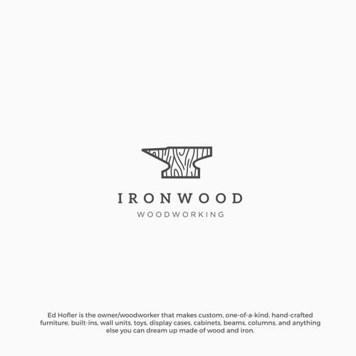 ironwood logo concept